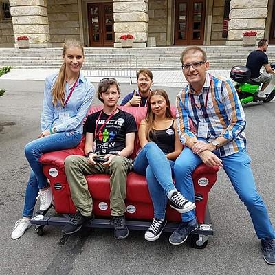 Wrocław Smart Moto Challenge - Strefa Elektromobilności