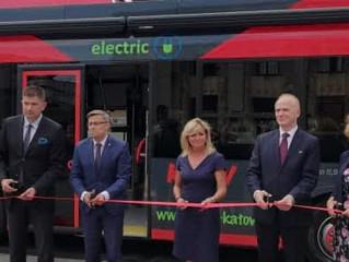 Pierwszy w Europie elektryczny ambulans do pobierania krwi