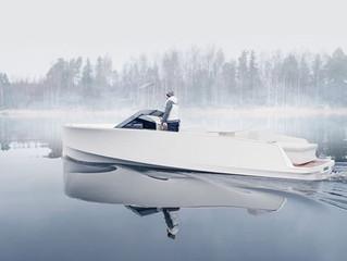 Q - Yacht Elektryczny jacht, czyli Tesla mórz