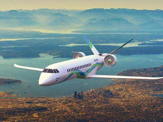 Elektromobilność zdobywa przestrzeń powietrzną