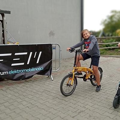 Strefa Elektromobilności, Kierski festiwal 2019