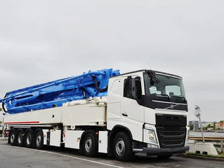 Ciężarówki Volvo staną się magazynami czystej energii