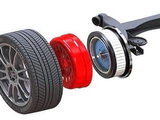 KOMEL - Silniki w piastach kół pojazdów elektrycznych