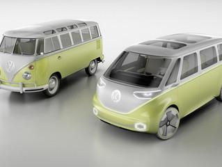 """Powrót kultowego Volkswagena """"Ogórka""""– tym razem w wersji na prąd"""