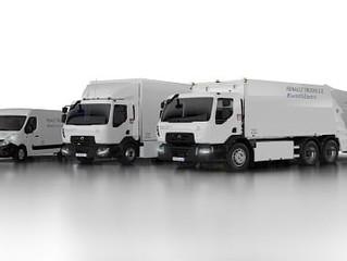 Nowa seria elektrycznych samochodów ciężarowych Renault