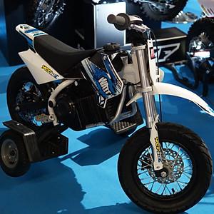 Warsaw Motorcycle Show - Stoisko FEM