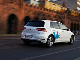 Volkswagen uruchamia program car sharingu w Berlinie z 2000 samochodów elektrycznych