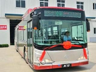 Gigantyczny kontrakt BYD na elektryczne autobusy