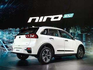 Znamy datę sprzedaży elektrycznego modelu Kia Niro.