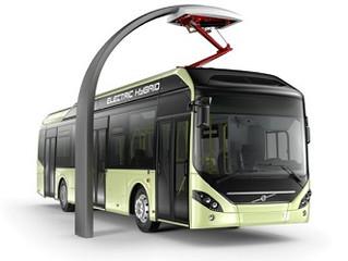 W Grudziądzu będą jeździły autobusy hybrydowe Volvo 7900 Electric Hybrid