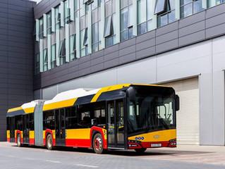 Nowe autobusy elektryczne Solarisa