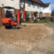 digger, patio, drivewa, groundworks, construction, renovation