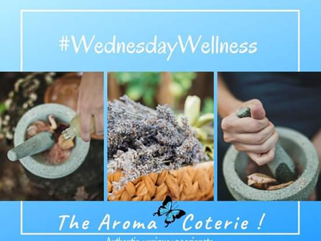 Your wellness tip for April 2020