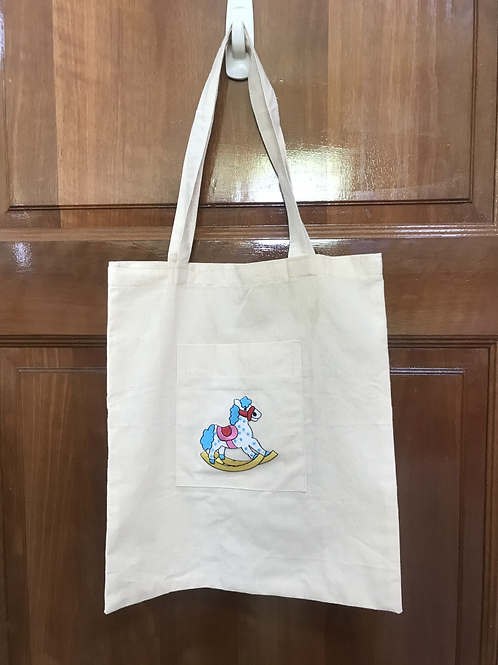 Calico Tote Bag