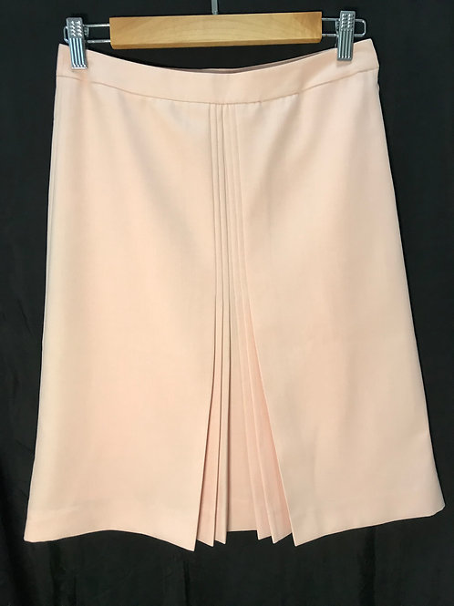 G2000 Pink Knife Pleat Skirt (Size S)