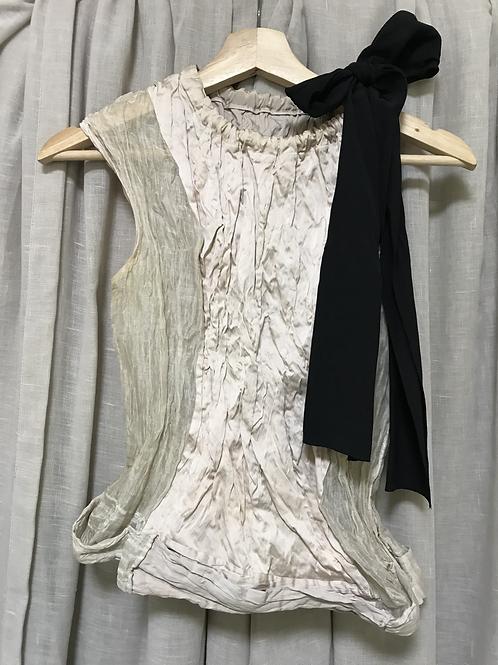 Prada Asymmetrical Top (Size XL)