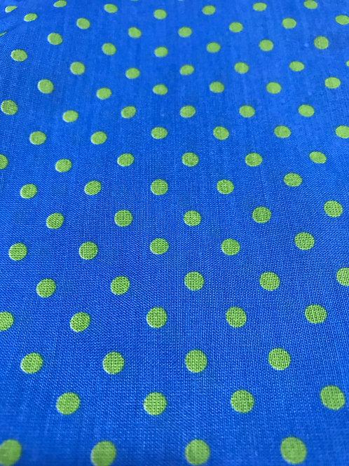 Blue Polka Dots (Adult)
