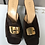 Thumbnail: Gucci Brown Horsehair Heels (Size 39.5)