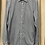 Thumbnail: Calvin Klein Blue Checkered Long Sleeve Shirt (Size Men's M)