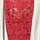 Thumbnail: For Love & Lemons Red Lace Dress (Size XS)