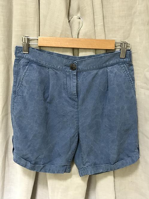 Armani Xchange Blue Cargo Shorts (Size S)