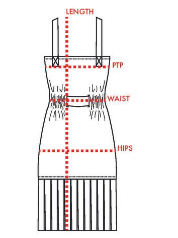 Dress Measurements