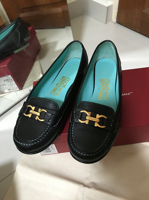 Salvatore Ferragamo Loafers (Size 37.5)