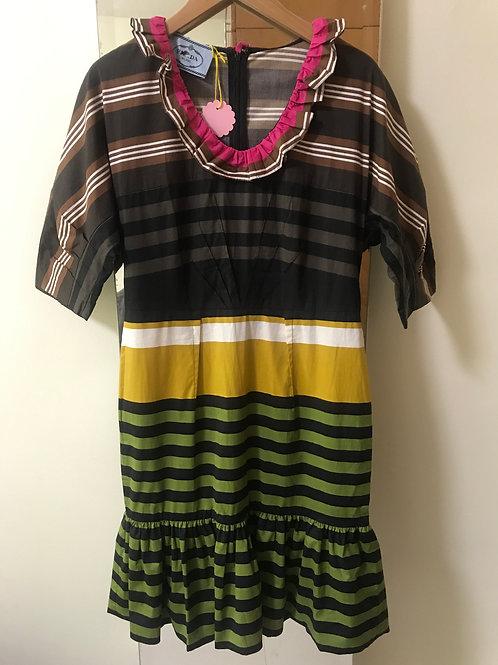Prada Multicolour Dress (Size M)