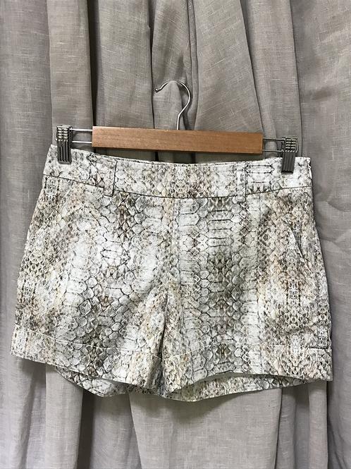 GG<5 Snake Print Shorts (Size S)