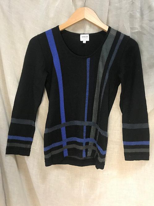 Armani Collezioni Knitted Top (Size S)