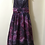 Thumbnail: Lela Rose Purple Midi Dress (Size M)