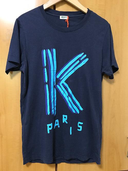 Kenzo Graphic Printed T-Shirt (Men's XS)