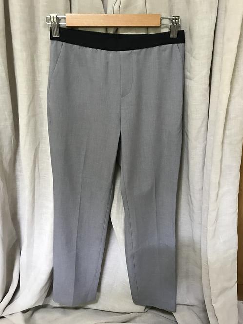 Uniqlo Work Pants Black/Grey (Size S)