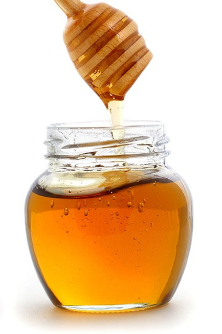 Lemon Mint Honey