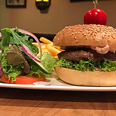 Black Angus Burger - Start From