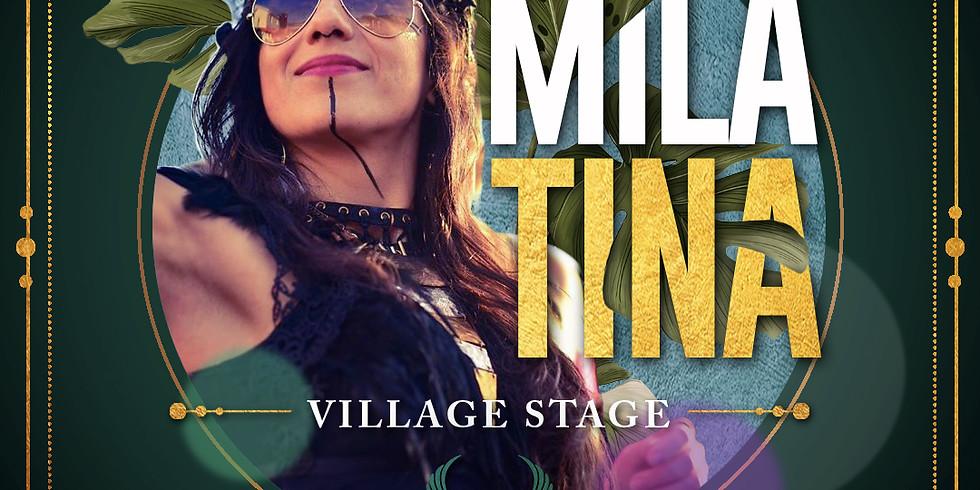Mila Tina w/ Abracadabra Trip