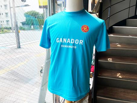 ガナドールスポーツクラブさま、オリジナルTシャツ♪