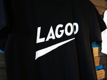 LAGOOさんのオリジナルTシャツ作りました♪