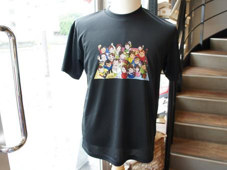 熊本ミュージックアーティスト様 コンサート用オリジナルTシャツ♪