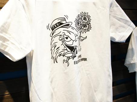 T様のイベント用オリジナルTシャツお手伝いしました♪