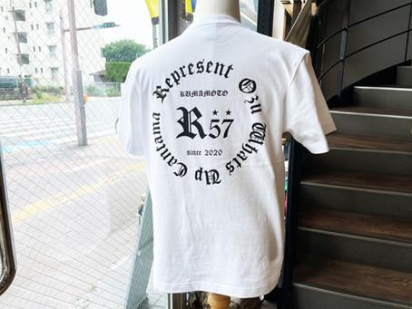 バイクチーム、オリジナルTシャツ♪
