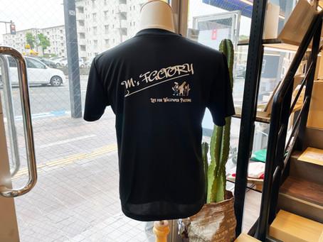 M'sFactoryさま、オリジナルシャツ&Tシャツ♪