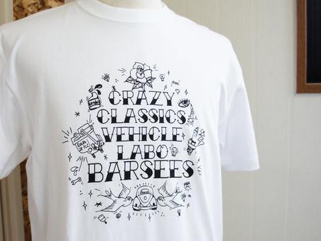 BARSEE'Sさま オリジナルTシャツ♪