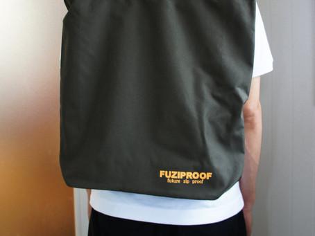 フジプルーフ工専さまオリジナルバッグ