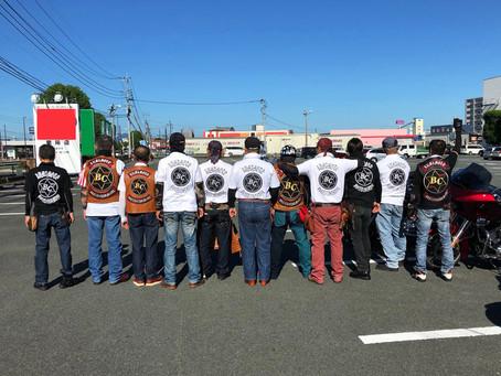 バイクチーム オリジナルポロシャツ♪