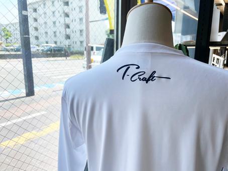 T-CRAFTさま、オリジナルシャツ&Tシャツ♪