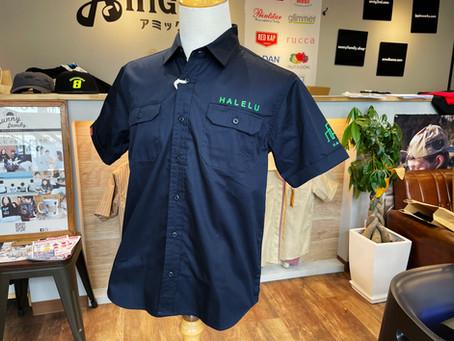 HALELUさまオリジナルシャツ&Tシャツ