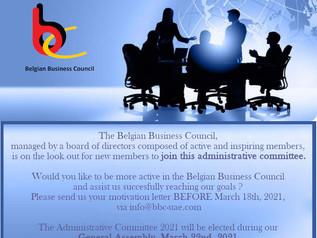 Board of Directors 2021