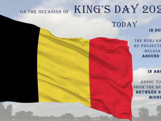 Happy King's Day