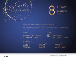 Gala Dinner - Abu Dhabi